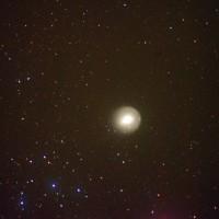 Комета Холмса 2007г.