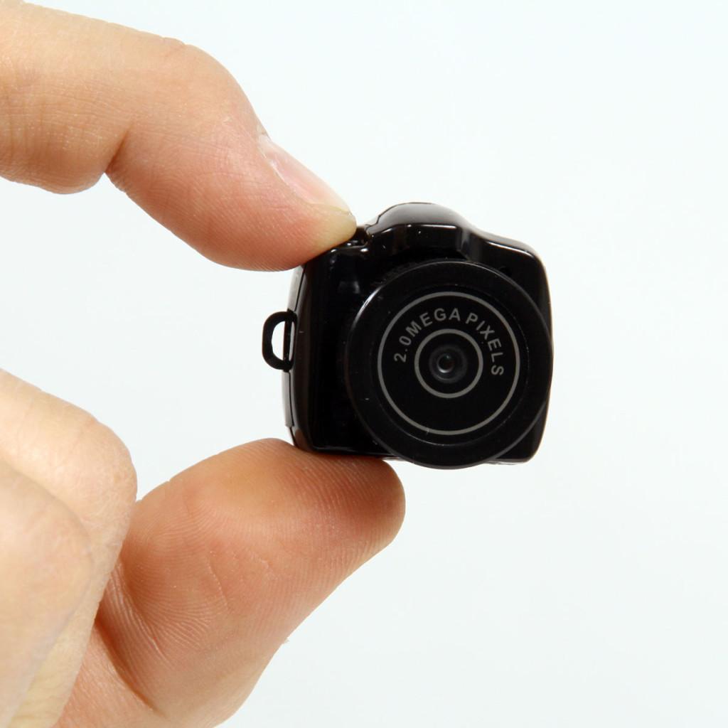 Как из веб камеры сделать шпионскую