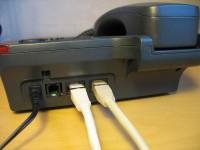 Телефония по проводам компьютерной сети