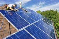 Технологии будущего – бытовые солнечные батареи