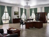 Кабинетная мебель Ministry: качество, стиль, изысканность