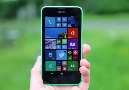 Nokia Lumia – первый смартфон Nokia на базе Windows Phone