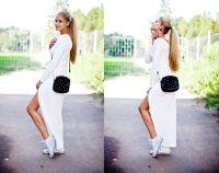 Как выбрать кроссовки под платье: совет модельера