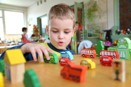 Выбираем детский садик