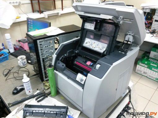 Сервис по ремонту компьютеров и принтеров в Москве